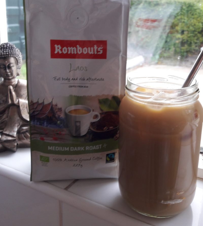 Iced Laos Coffee