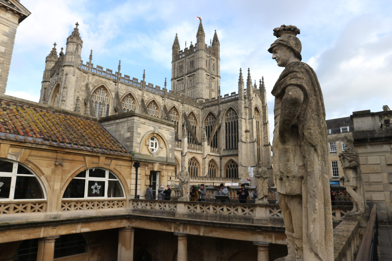 Five Hours Exploring Bath