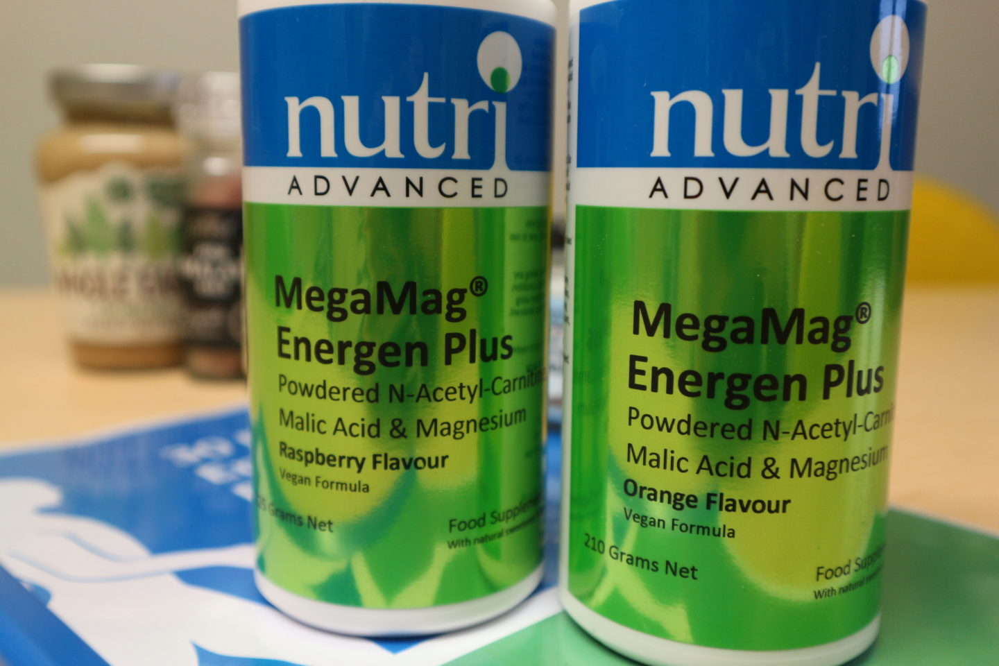 The 30 Day Energy Programme with Nutri Advance | Before