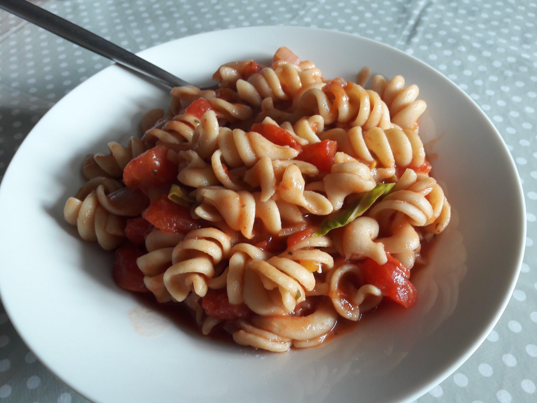 Plant based Tomato ragu
