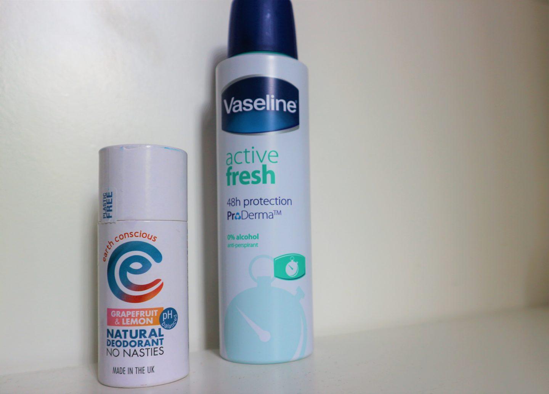 how toxic is your deodorant?
